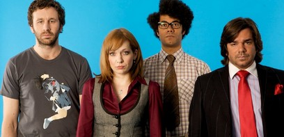 The IT Crowd annulée